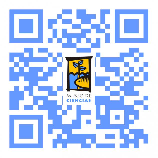 Código QR - Playlist Paseo de Aves Museo de Ciencias - Sonoteca Bahía Blanca