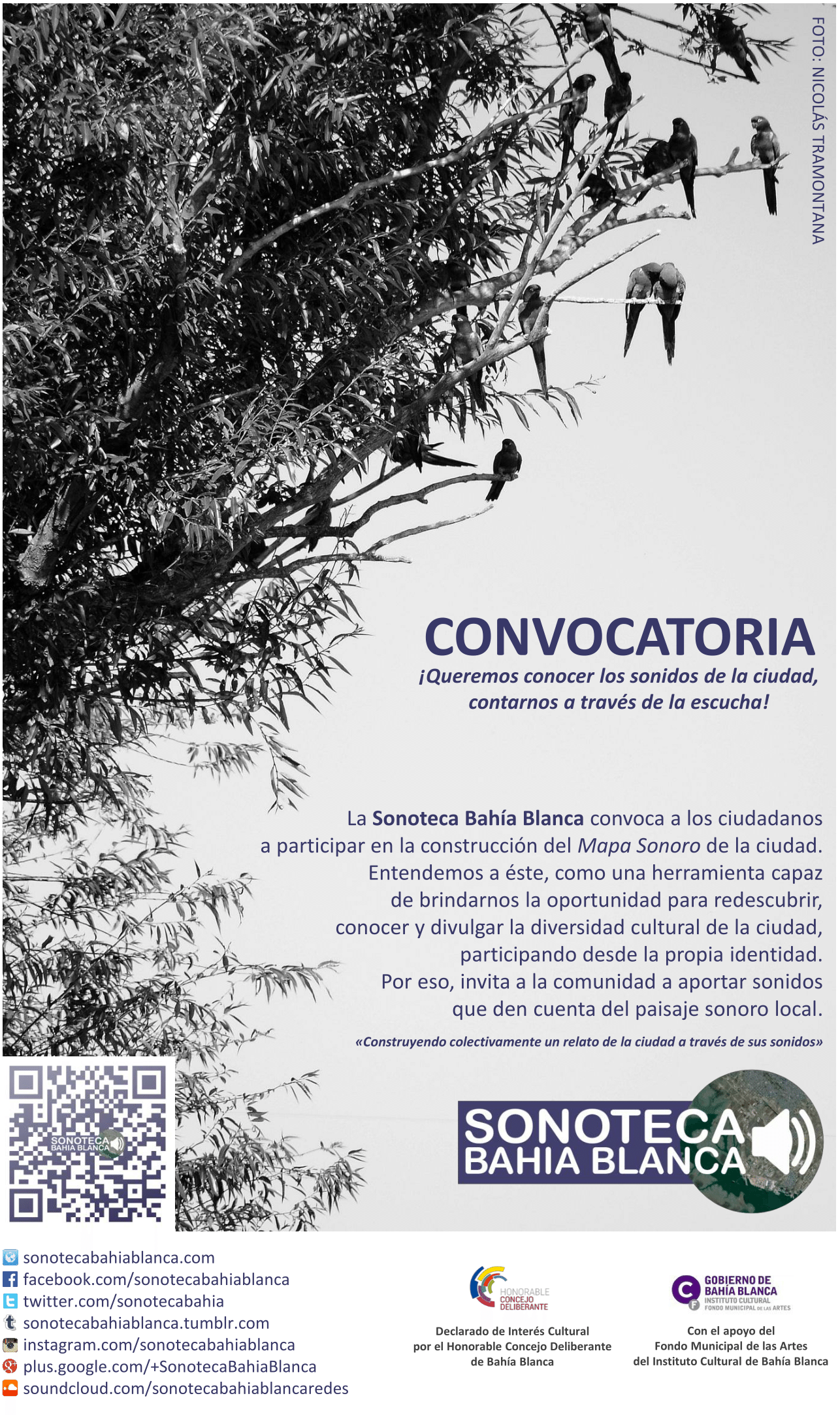 Flyer Convocatoria