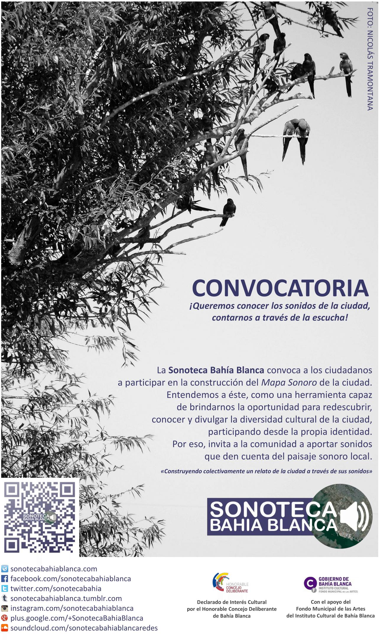 Flyer Convocatoria